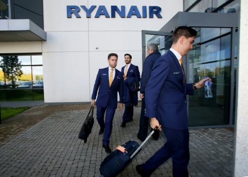Ryanair annonce une réduction de sa flotte à Dublin, 300 emplois menacés