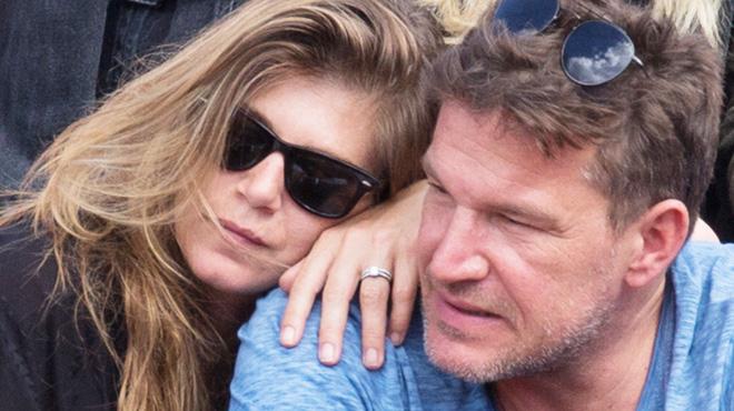 Les photos de sa femme dénudée enflamment Instagram — Benjamin Castaldi