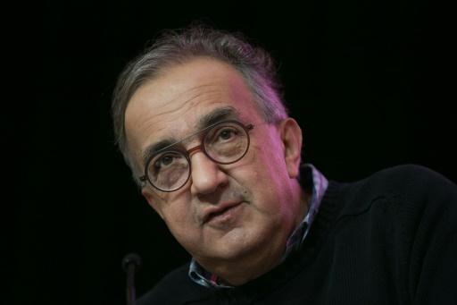 Fiat Chrysler: l'emblématique patron Sergio Marchionne est mort