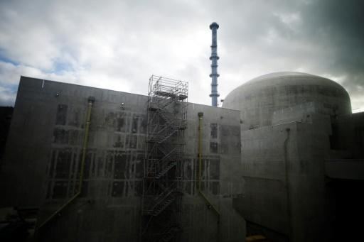 Nucléaire: encore un an de retard pour l'EPR de Flamanville
