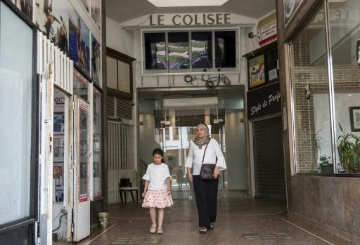 Au Maroc, le cinéma