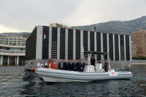 À Monaco, le prince Albert inaugure le premier