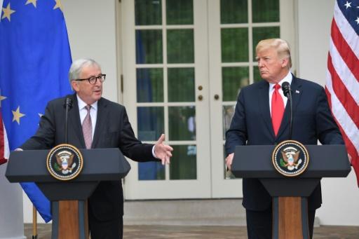 Trump a encore réussi: ses voitures menacées de taxes, l'Europe accepte d'acheter