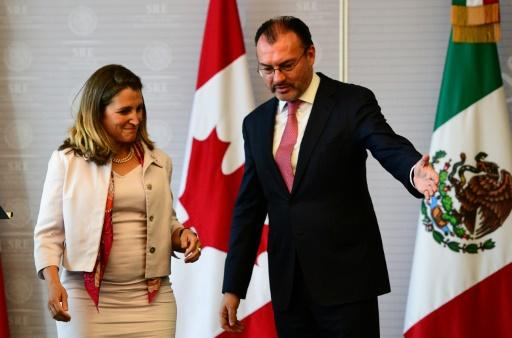 Aléna: le Mexique et le Canada défendent un accord trilatéral avec les Etats-Unis