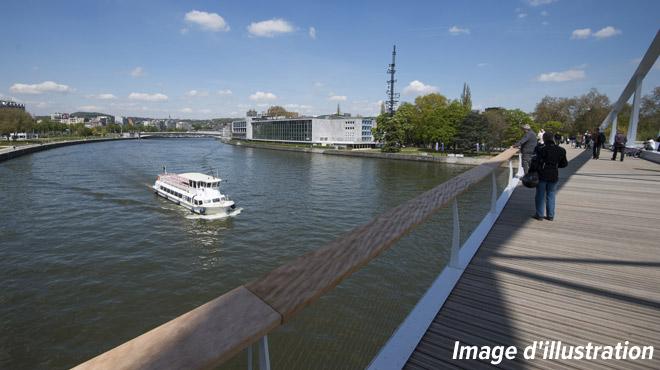 Un homme retrouvé mort dans la Meuse ce matin, à Liège