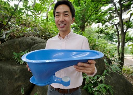 Une société japonaise espère sauver des vies avec des toilettes toutes simples
