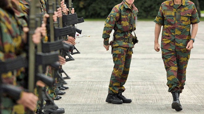 Un jeune militaire a été blessé durant un exercice de tir à Arlon