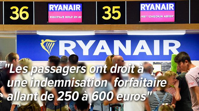 Échec d'une ultime négociation en Espagne — Grève Ryanair