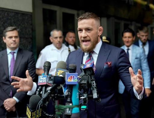 La star du MMA Conor McGregor plaide coupable, évite procès et prison