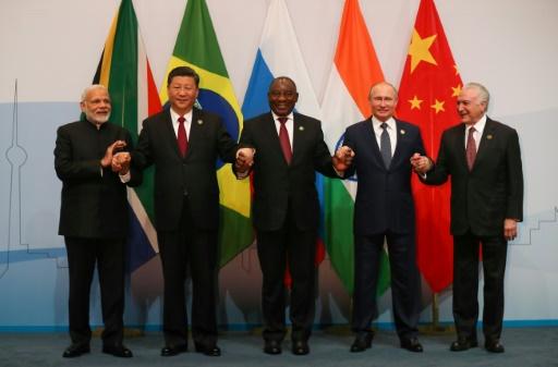 Les Brics unis contre la guerre commerciale lancée par Trump