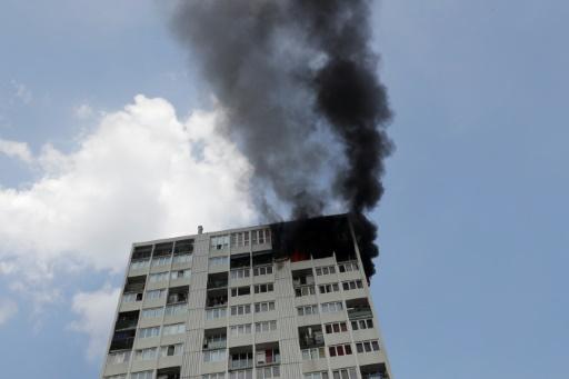 Incendie à Aubervilliers :