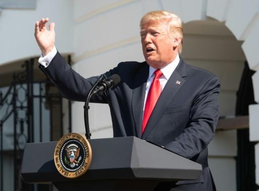 La croissance américaine bondit, Donald Trump triomphant