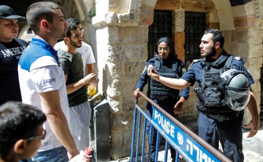 Jérusalem: l'esplanade des Mosquées fermée quelques heures après des heurts