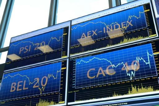 La Bourse de Paris termine en hausse de 0,57%