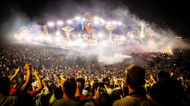 Tomorrowland: la police enquête sur un incident au pepperspray survenu devant la scène principale