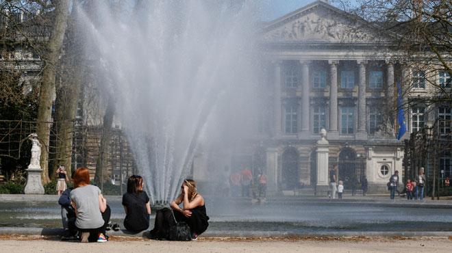 Météo: le record absolu de températures en Belgique égalé