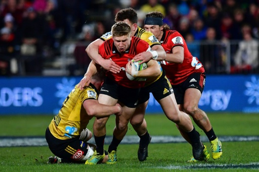 Super Rugby: une finale Crusaders-Lions, comme en 2017