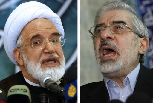 Iran: feu vert à une libération de deux leaders réformateurs