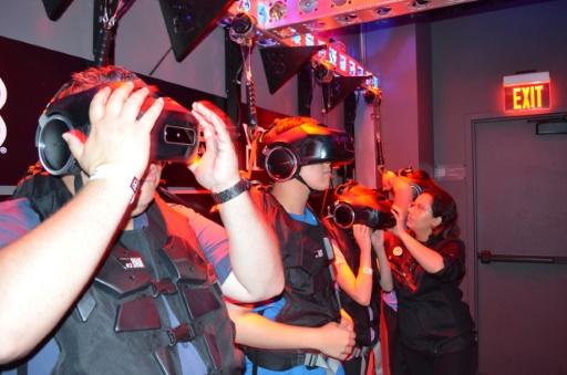 The Void, l'hyper réalité virtuelle dont vous êtes le héros
