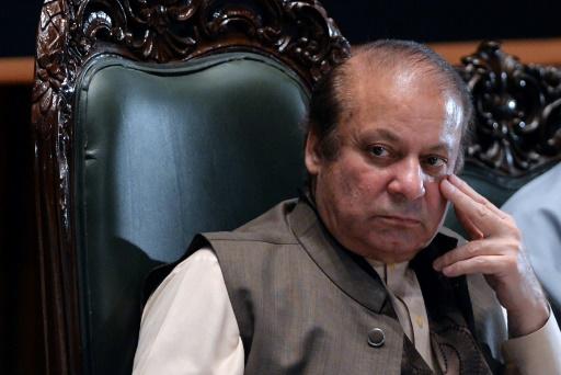 Pakistan: hospitalisation de l'ex-Premier ministre emprisonné Nawaz Sharif