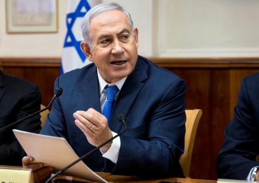 Netanyahu défend la loi sur Israël