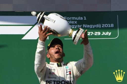GP de Hongrie: Hamilton espère