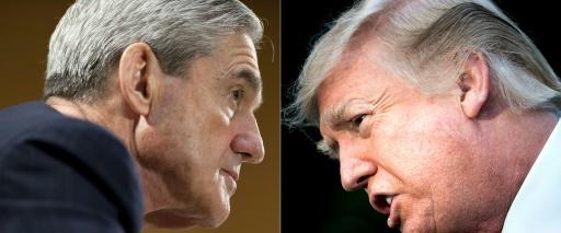 Trump accuse le procureur Mueller de