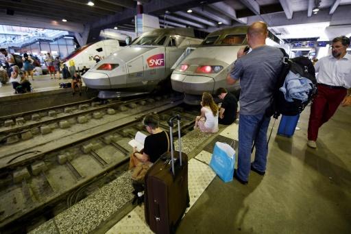 Montparnasse: Un train sur deux en circulation ce lundi annonce la SNCF