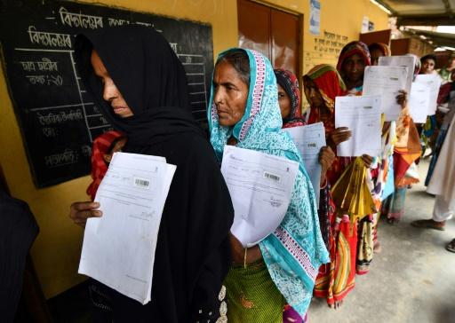 L'Inde prévoit de déchoir quatre millions de personnes de leur nationalité en Assam