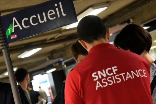 Montparnasse: circulation des trains perturbée,
