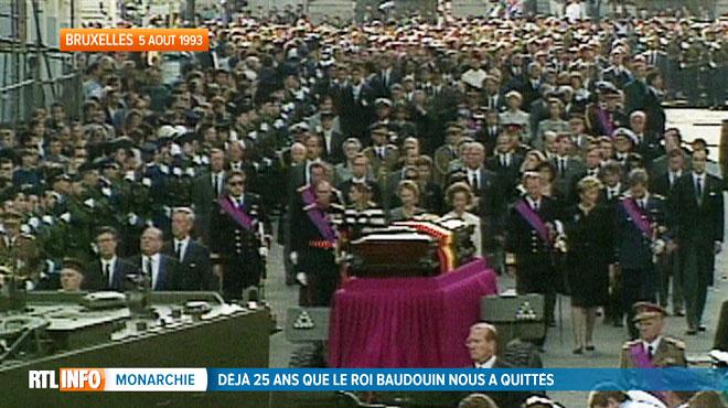 Demain, il y aura 25 ans que le roi Baudouin est mort: dans les coulisses de la réunion qui a décidé comment se feraient l'annonce et les funérailles