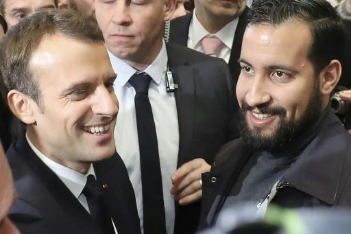 Affaire Benalla : un impact réel, mais pas d'effondrement de l'image de Macron