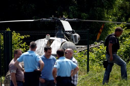 Double évasion à Colmar: les précédentes