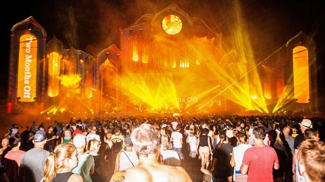 Festival de Tomorrowland: la police a eu du boulot