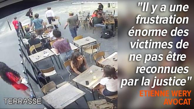 Une femme publie la vidéo de son agression sur internet: en a-t-elle le droit?