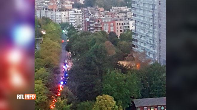 Une friteuse prend feu à Molenbeek: les secours se déplacent en masse, mais ils n'avaient pas le bon numéro d'appartement