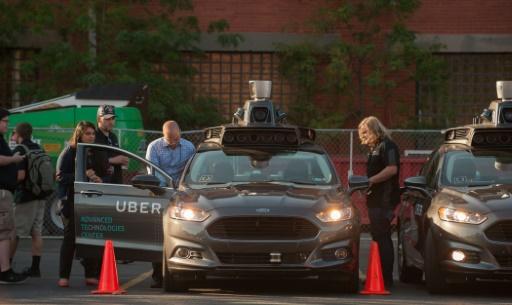 Uber abandonne le camion autonome pour se concentrer sur la voiture