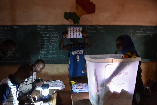 Mali: une élection