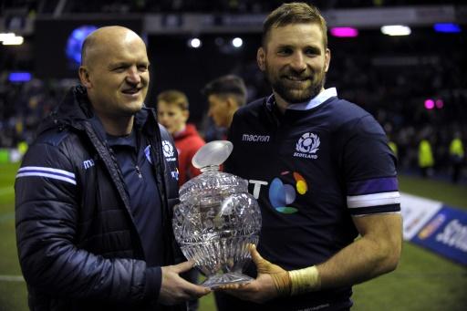 Rugby: le sélectionneur de l'Ecosse Gregor Townsend prolonge jusqu'en 2021