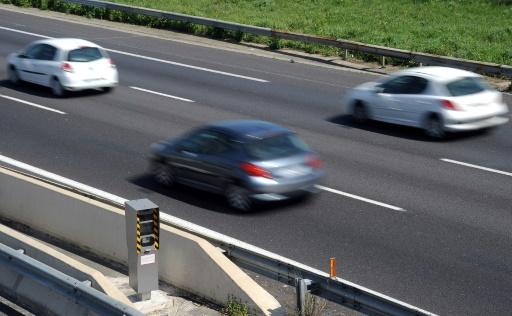 Deux fois plus de véhicules flashés en juillet sur les routes limitées à 80 km/h