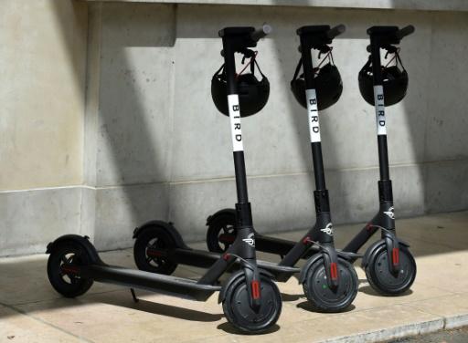 Un 2e service de trottinettes électriques en libre-service lancé à Paris