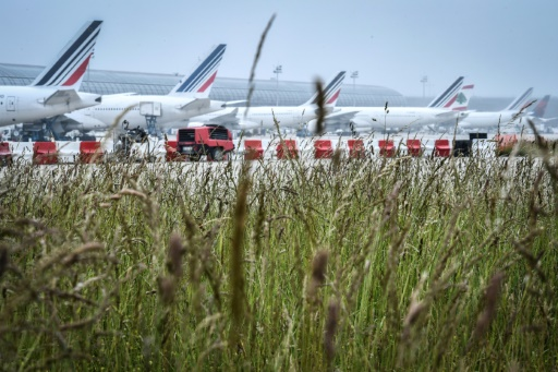 Air France-KLM lourdement affectée par les grèves du printemps