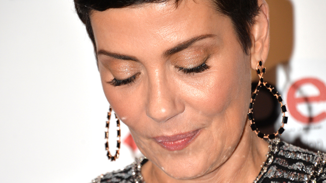 Agacée par les internautes, Cristina Cordula pique une colère