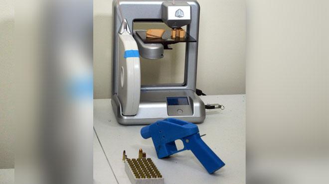 Les Américains pourront-ils bientôt imprimer des armes en 3D de chez eux? Une longue bataille judiciaire s'annonce