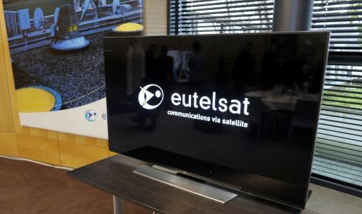 Eutelsat optimiste pour l'avenir après des résultats meilleurs qu'attendu