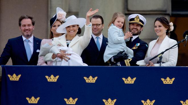 Suède: ils dérobent des bijoux de la famille royale et s'enfuient en bateau