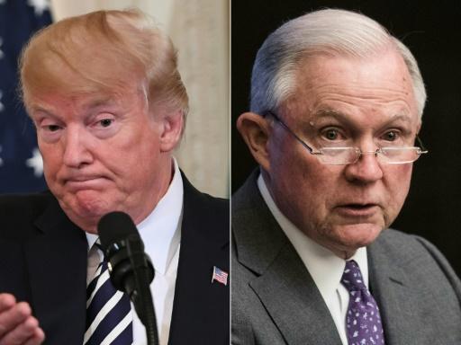 Trump demande à son ministre de la Justice de mettre fin à l'enquête russe