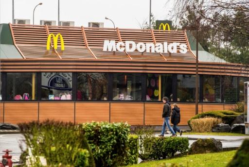 Listeria: une salade contaminée chez McDonald's, dans un lot vendu du 9 au 14 juillet
