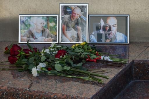 Centrafrique: les trois journalistes russes abattus par des