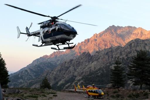 Trois morts et deux disparus emportés par une crue dans un canyon en Corse